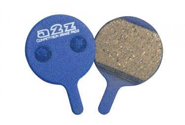 a2z paire de plaquettes organiques magura louise 2003 clara 2000