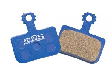 a2z paire de plaquettes organiques pour sram db 1 2014