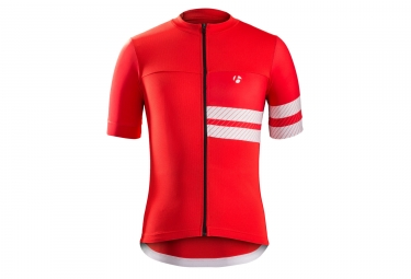 maillot bontrager circuit rouge viper