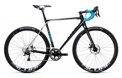 velo cyclocross 2017 cube cross race shimano 105 11v noir bleu