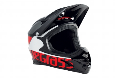 casque integral bluegrass intox noir rouge