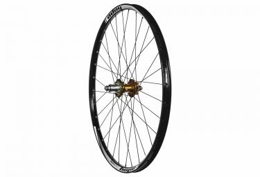 hope roue arriere enduro pro 4 27 5 9x135mm xd orange