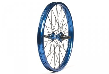 roue arriere salt valon bleu