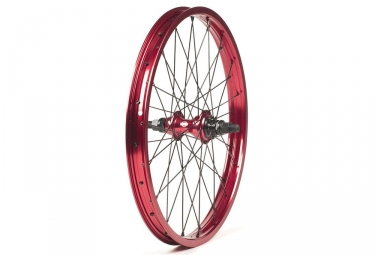 roue arriere salt valon rouge