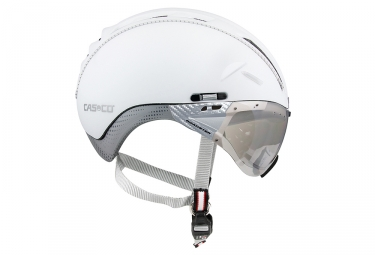 casque casco roadster tc blanc