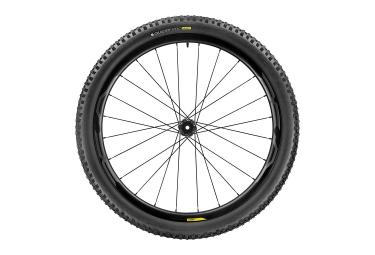 roue avant mavic 2017 xa pro carbon wts 27 5 15mm quest pro 2 4
