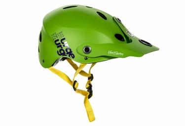 casque urge all in vert