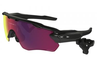paire de lunettes oakley radar pace prizm oo9333 01 noir