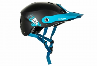 casque urge all in noir bleu