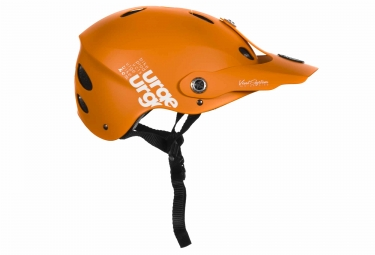 casque urge all in orange