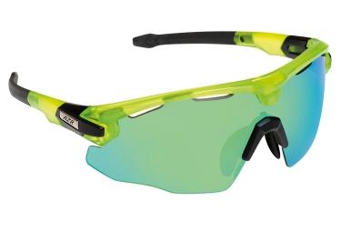 paire de lunettes azr flash rx vert vert