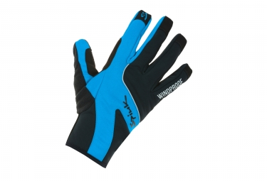 gants hiver spiuk 2017 xp essentials winter bleu noir