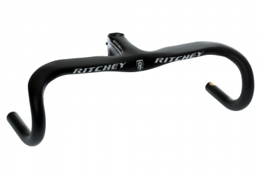 cintre potence route ritchey solostreem carbon wcs 100mm noir