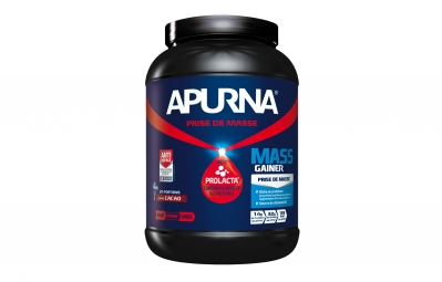 apurna pot de proteines mass gainer fruits rouges pot 1100g