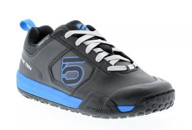 chaussures vtt five ten impact vxi shock gris bleu