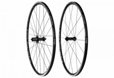 paire de roues fulcrum racing sport corps shimano sram noir