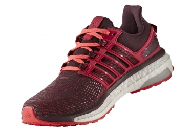 adidas running energy boost atr rouge femme