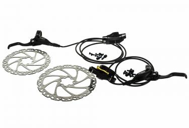 freins a disques hydrauliques clarks m2 noir