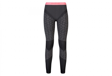 sous pantalon femme odlo blackcomb evolution warm gris rose