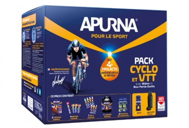 apurna pack cyclo vtt 2016