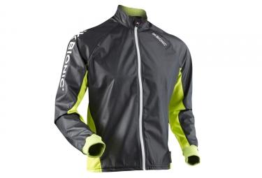 veste coupe vent x bionic spherewind ae 2 1 noir vert