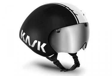 kask casque bambino pro noir blanc