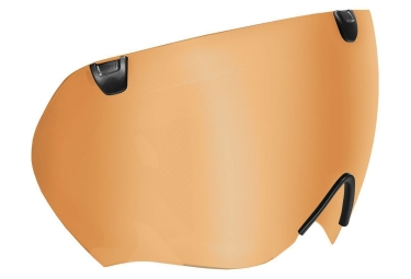 visiere magnetique kask bambino pro orange
