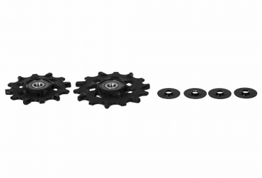 kit de galets sram gx 2x11 vitesses noir
