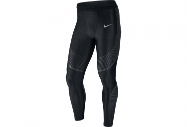 collant homme nike power speed flash noir