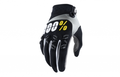 gants long 100 airmatic noir