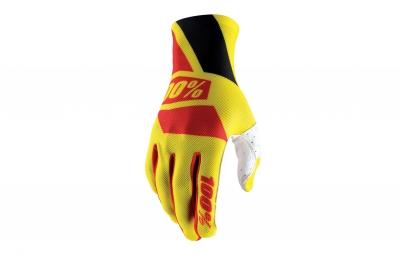 gants longs 100 celium jaune