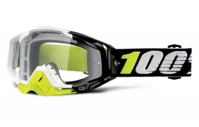 masque 100 racecraft emara noir ecran transparent