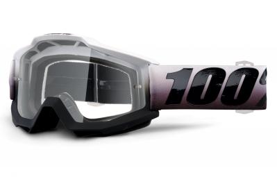 masque 100 accuri invaders noir ecran transparent