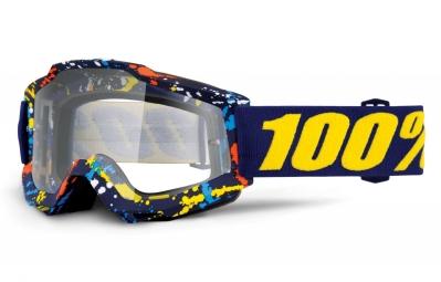masque 100 accuri pollok bleu ecran transparent