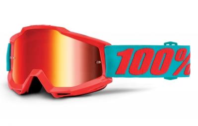 masque 100 accuri passion orange ecran mirror orange