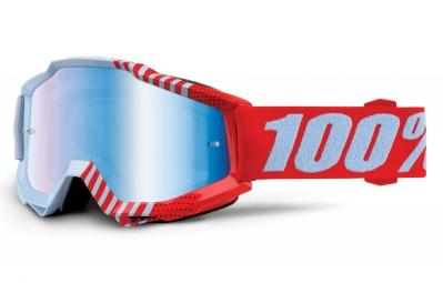 masque 100 accuri cupcoy rouge ecran mirror bleu