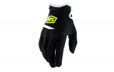 gants longs 100 ridecamp noir