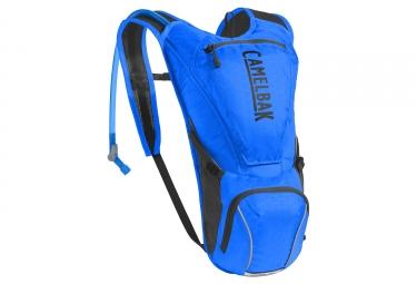 sac hydratation camelbak rogue 2 5l bleu