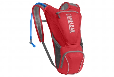 sac hydratation camelbak rogue 2 5l rouge