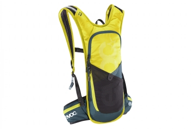 sac evoc cross country 3l race poche 2l jaune