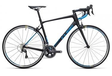velo route cube 2017 attain gtc race carbone shimano ultegra 11v noir bleu