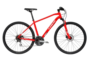 vtt semi rigide trek ds 2 29 shimano acera 8v rouge 2017