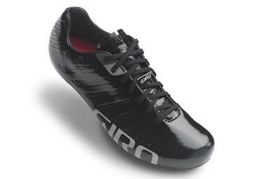chaussures route giro empire slx noir argent
