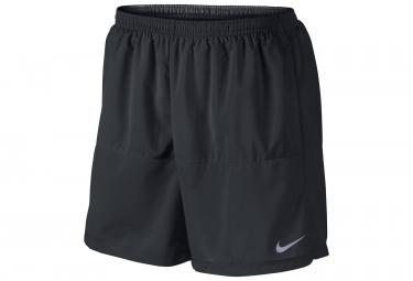 short homme nike flex 12 5cm noir