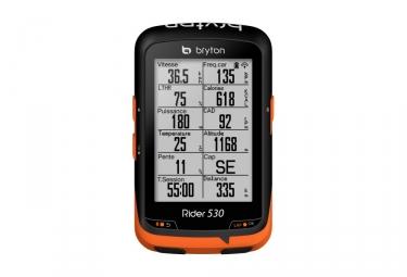 Bryton Rider 530H