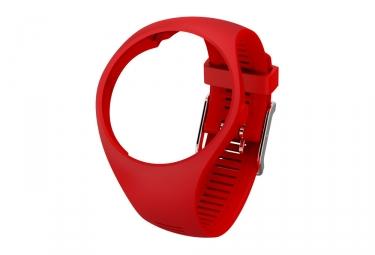 bracelet polar m200 rouge s m