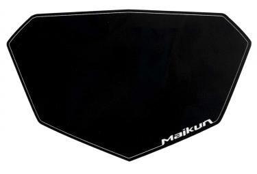 fond de plaque maikun 3d pro noir