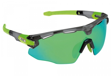 lunettes azr crystal gris vert