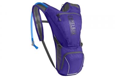sac hydratation femme camelbak aurora 2 5l violet