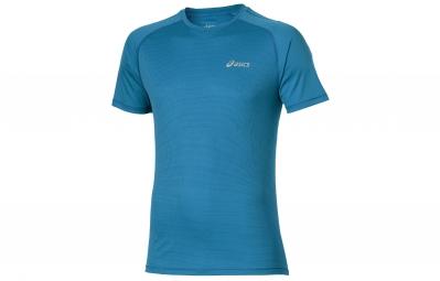 asics maillot essentials bleu